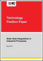 Solar Heat Integrations in Industrial Processes